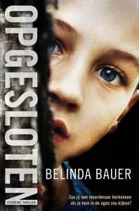 Belinda Bauer Opgesloten
