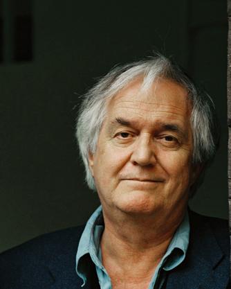 Portret Henning Mankell