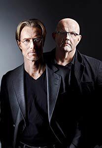 Roslund & Hellstrom ©Foto: Peter Knutson