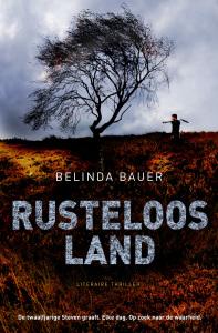 Rusteloos land Belina Bauer