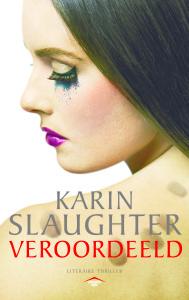 Cover Veroordeeld - Karin Slaughter