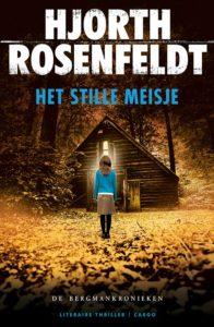 Cover Het stille meisje Hjorth Rosenfeldt
